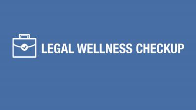 Take Your Legal Wellness Checkup